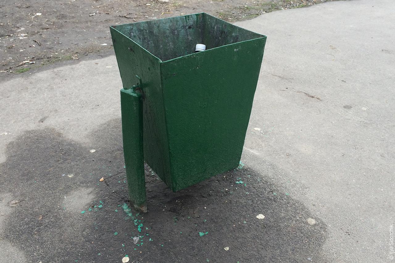 Как сделать мусорку настольную своими руками 53